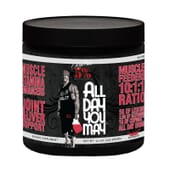 All Day You May 465g da Rich Piana 5% Nutrition