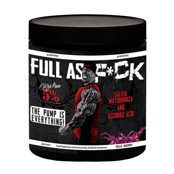 Full As F*ck 360g da Rich Piana 5% Nutrition