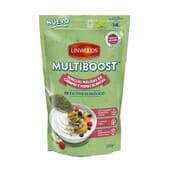 Multiboost Semillas Molidas De Cáñamo y Moras Blancas Bio 200g de Linwoods