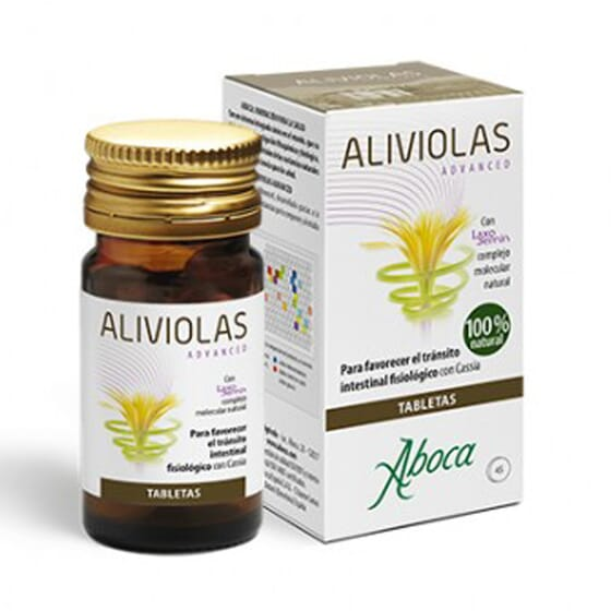 Aliviolas Advanced 45 Tabs da Aboca