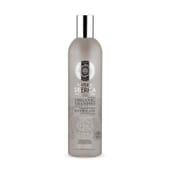 Shampooing Organique Énergie et Brillance des Cheveux Affaiblis 400 ml de Natura Siberica