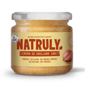 Natural Crema de Avellana 300g de Natural Athlete