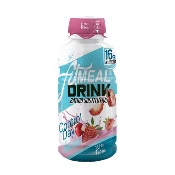 Control Day Fitmeal Batido Substituto 330 ml da NutriSport