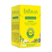 Enrelax Concentration et Relaxation 15 Sachets de Enrelax