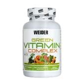 Green Vitamin Complex 90 Tabs da Weider