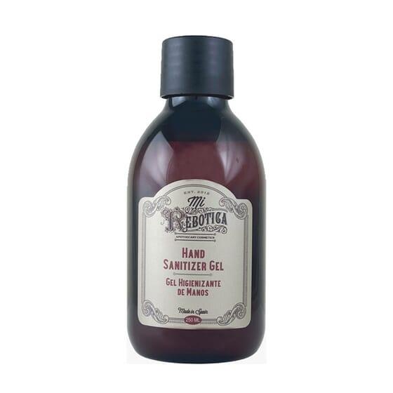 Gel Higienizante De Manos 250 ml de Mi Rebotica