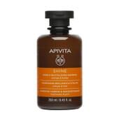 Champú Revitalizante Naranja Miel 250 ml de Apivita