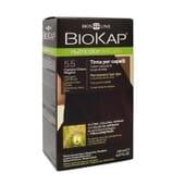 Nutricolordelicato Tinte Castaño Claro Caoba Bio 5.5 140 ml de Biokap
