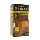 Nutricolordelicato Coloration Blond Clair Doré Bio 9.3 140 ml de Biokap