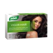 Vigor Hair Revitalizante Capilar 48 Tabs da Santiveri