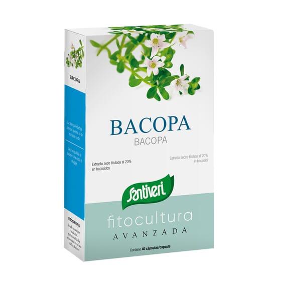 Bacopa Fitocultura Avanzada 40 Caps de Santiveri