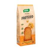 Pão Torrado Proteico 240g da Santiveri