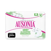 Ausonia 100% Orgánico Noche 9 Uds de Ausonia