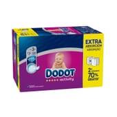 Dodot Activity Extra Absorção T-3 70% Grátis 120 Unds da Dodot