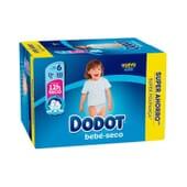 Dodot Bebé Seco T-6 Super Poupança 102 Unds da Dodot