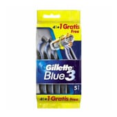 Gillette Blue3 5 Unds da Gillette