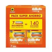 Gillette Fusion5 Pack Super Poupança 7 Unds da Gillette