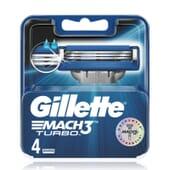 Gillette Mach3 Turbo 4 Unità di Gillette