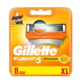 Gillette Fusion5 Power 8 Unds da Gillette