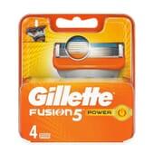 Gillette Fusion5 Power 4 Unités de Gillette