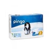 Fraldas T2 3-6 Kg 42 Unds da Pingo