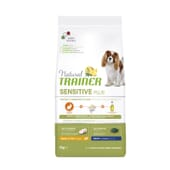 Natural Trainer Sensitive Plus Small-Toy Adult Coelho E Arroz 7 Kg da Trainer