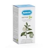 Manasul Detox Bio 25 Infusões da Manasul