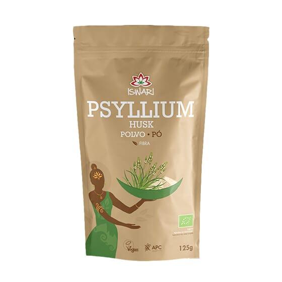 Cáscara De Psyllium En Polvo 125g de Iswari