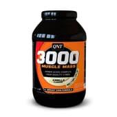 3000 Muscle Mass 4500g de QNT Sport