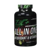 All in One Antioxidant Vitamins 120 Caps de Zec+