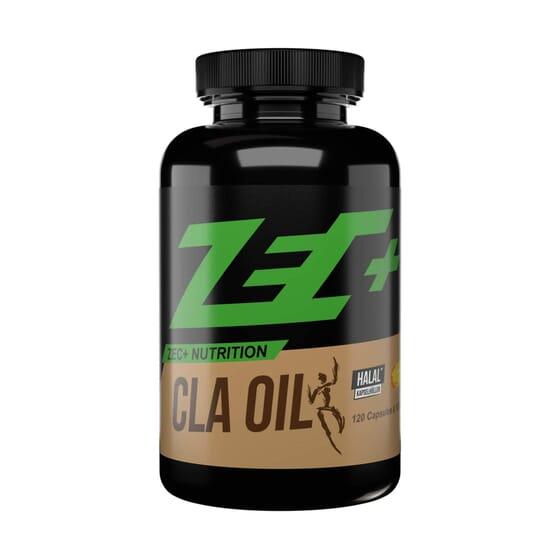 CLA Oil 120 Caps de Zec+