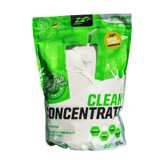 Clean Concentrate 1000g de Zec+