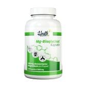 Health+ Magnesium Bisglycinate 120 Caps de Zec+