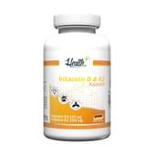 Health+ Vitamin D+K2 90 Caps de Zec+