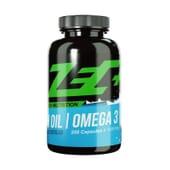 Fish Oil Omega 3 250 Caps de Zec+