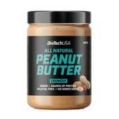 Peanut Butter Crunchy 400g de Biotech USA