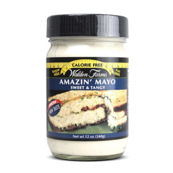 Amazin' Mayo Sweet & Tangy 340g de Walden Farms