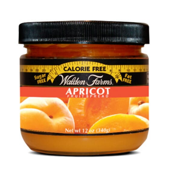 APRICOT FRUIT SPREAD - WALDEN FARMS