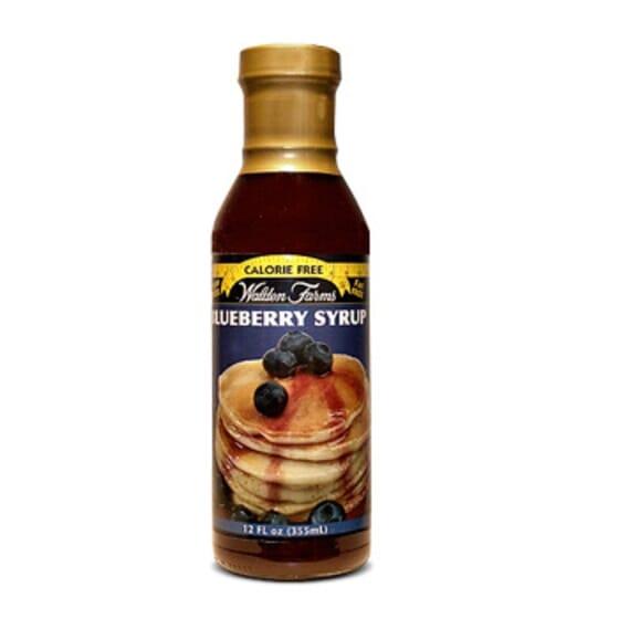 Blueberry Syrup - 355 ml da Walden Farms