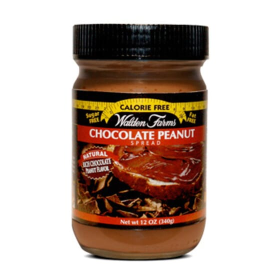 CHOCOLATE PEANUT SPREAD - WALDEN FARMS