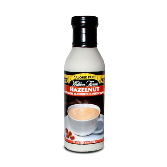 Hazelnut Coffee Creamer 355 ml da Walden Farms
