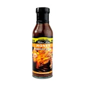 HONEY BARBECUE SAUCE 340g - WALDEN FARMS