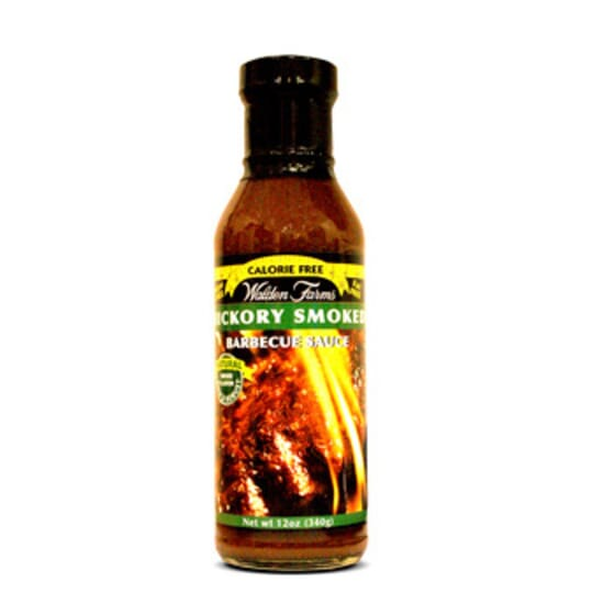 Hyckory Smoked Barbecue Sauce - 340g da Walden Farms
