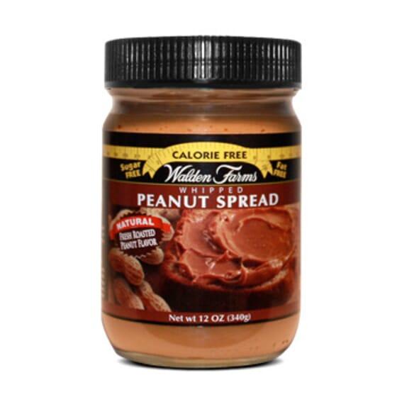Peanut Spread Whipped 340g da Walden Farms