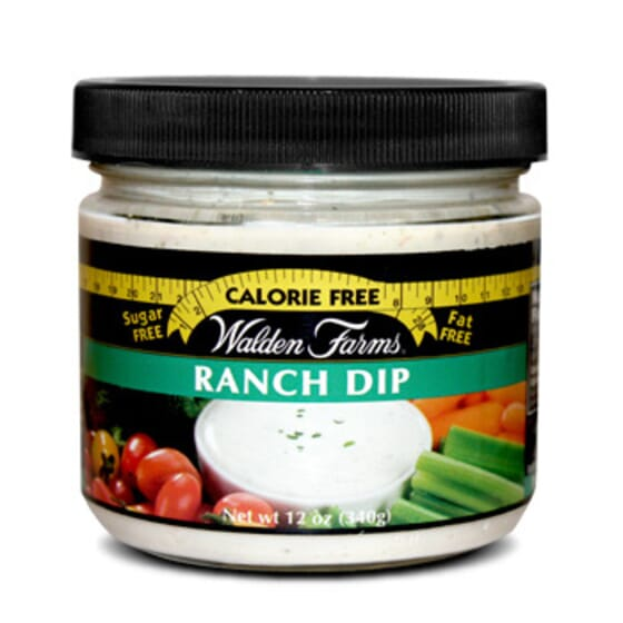 Ranch Dip - 340g da Walden Farms