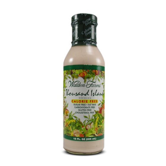 THOUSAND ISLAND DRESSING - WALDEN FARMS