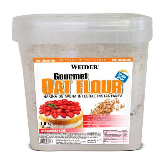 GOURMET OAT FLOUR 1,9 Kg - WEIDER