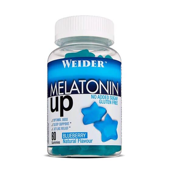 Melatonin Up 60 Gominolas de Weider