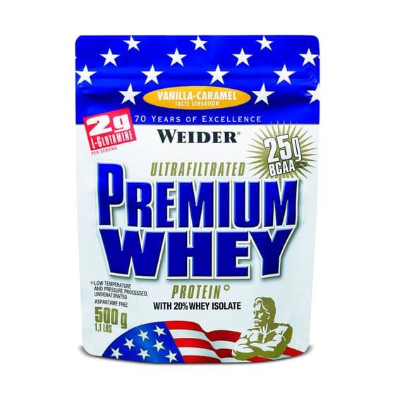 Premium Whey 500g da Weider