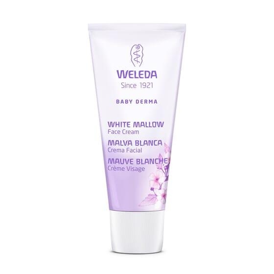 Crema Facial De Malva Blanca 50ml de Weleda